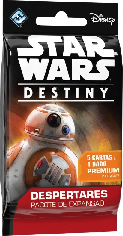 Star Wars Destiny - Despertares - Pacote de Expansão