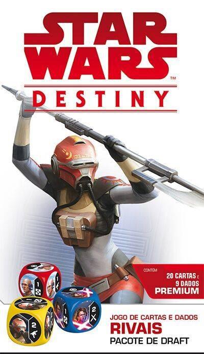 Star Wars Destiny - Pacote de Draft Rivais