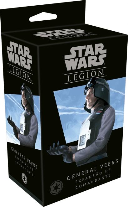 Star Wars: Legion: General Veers - Expansão de Comandante Wave 1
