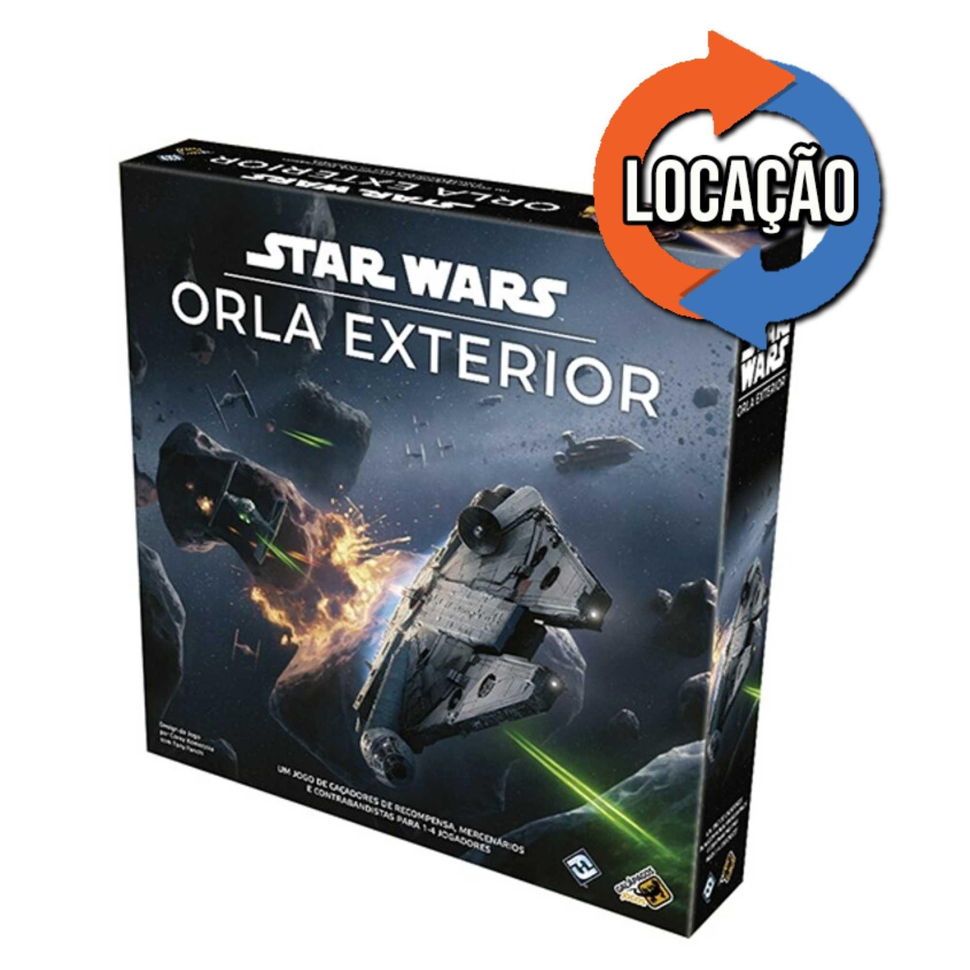 Star Wars: Orla Exterior (Locação)