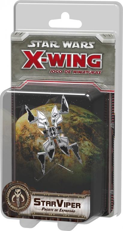 Star Wars X-Wing: StarViper - Expansão