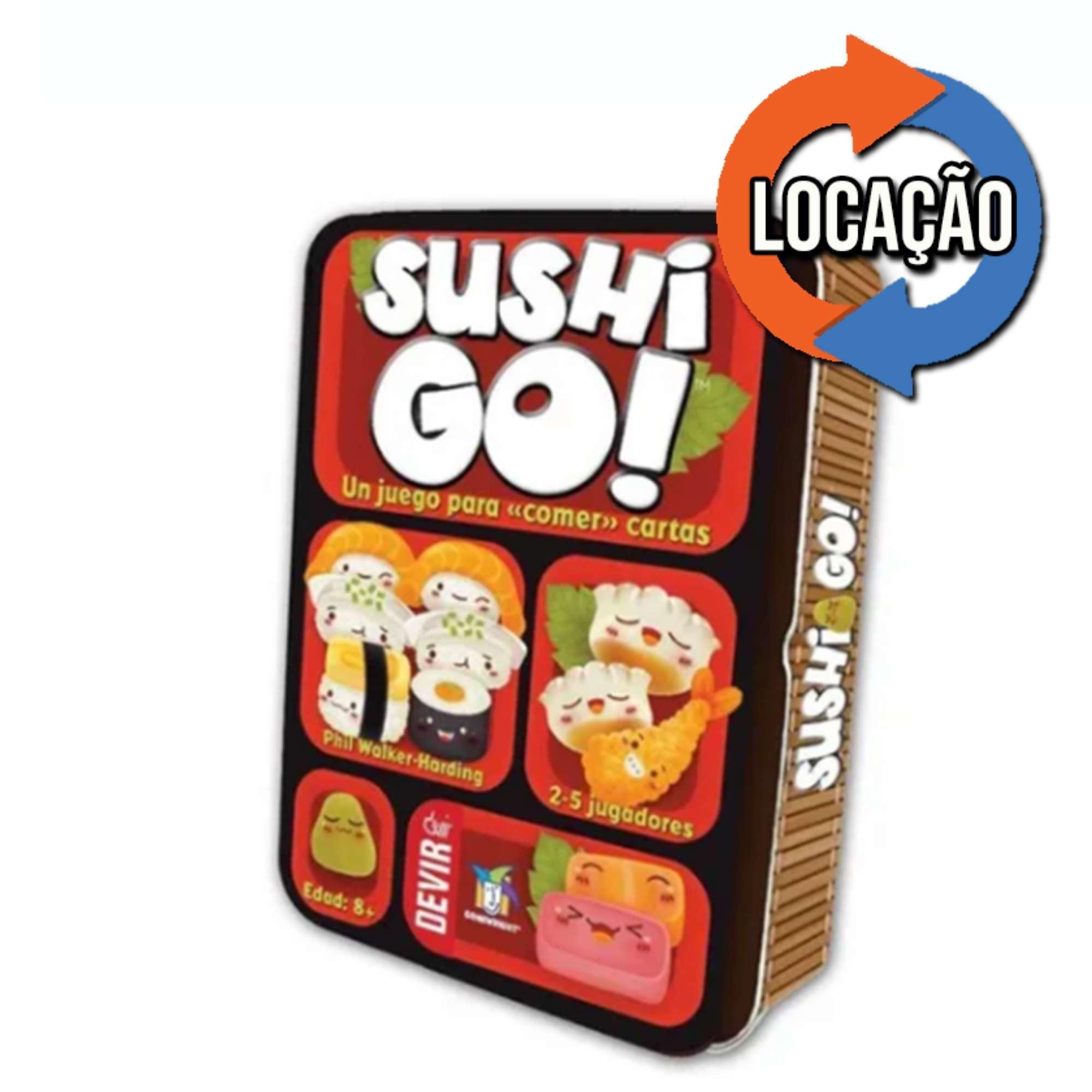 Sushi Go! (Locação)