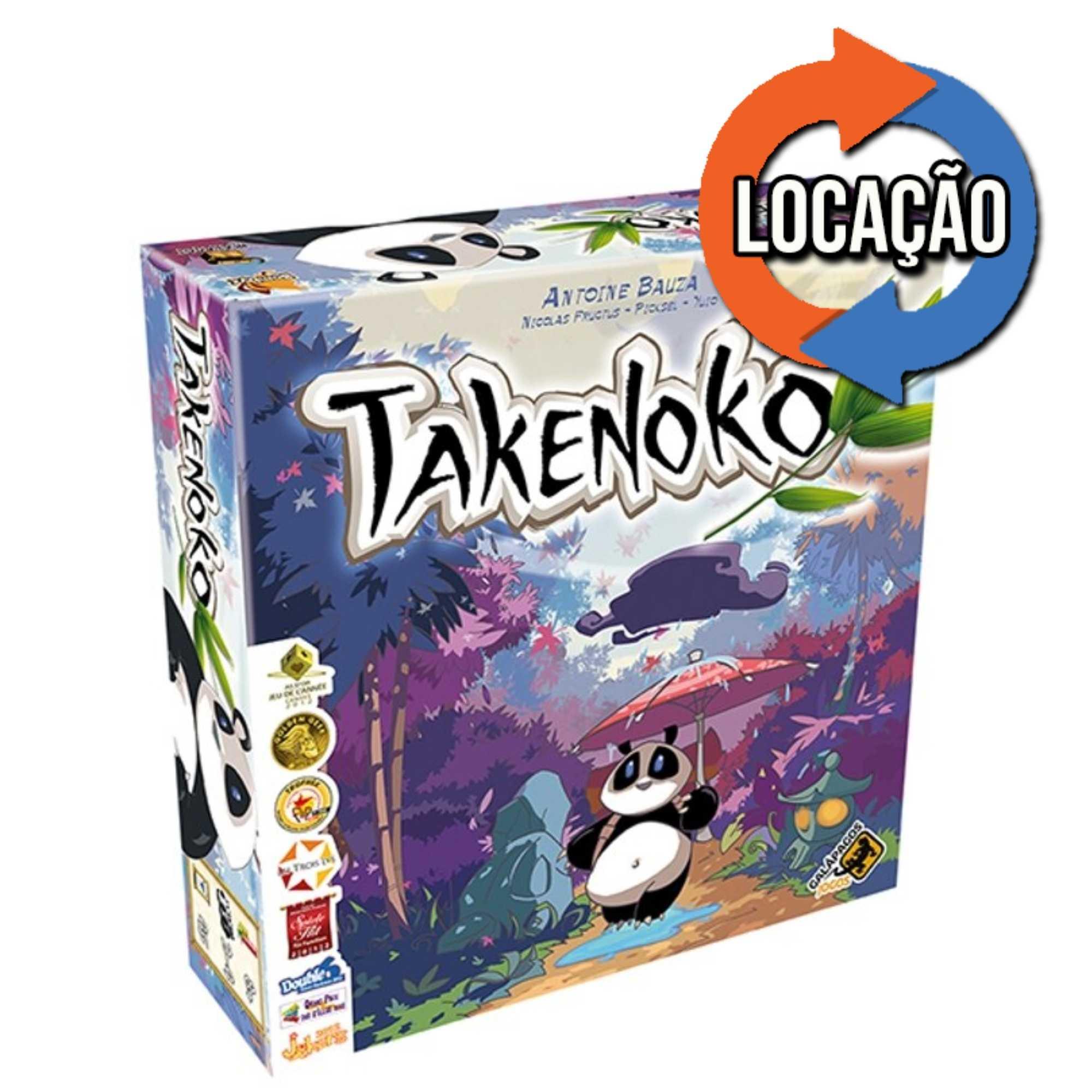 Takenoko (Locação)