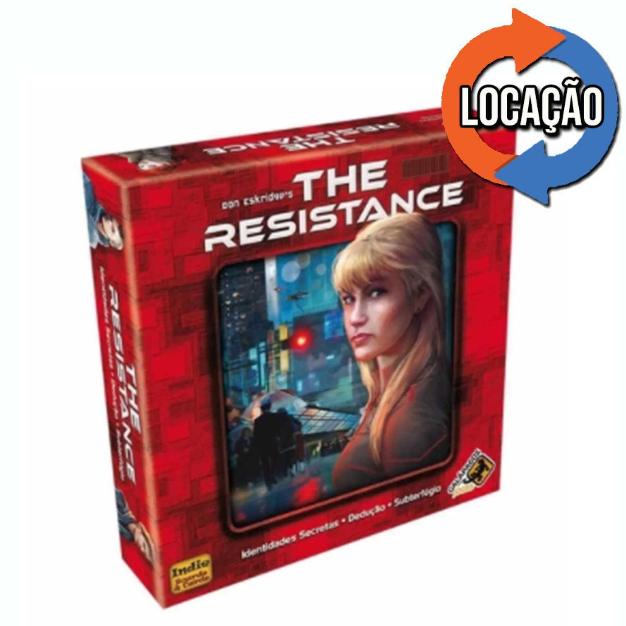 The Resistance (Locação)