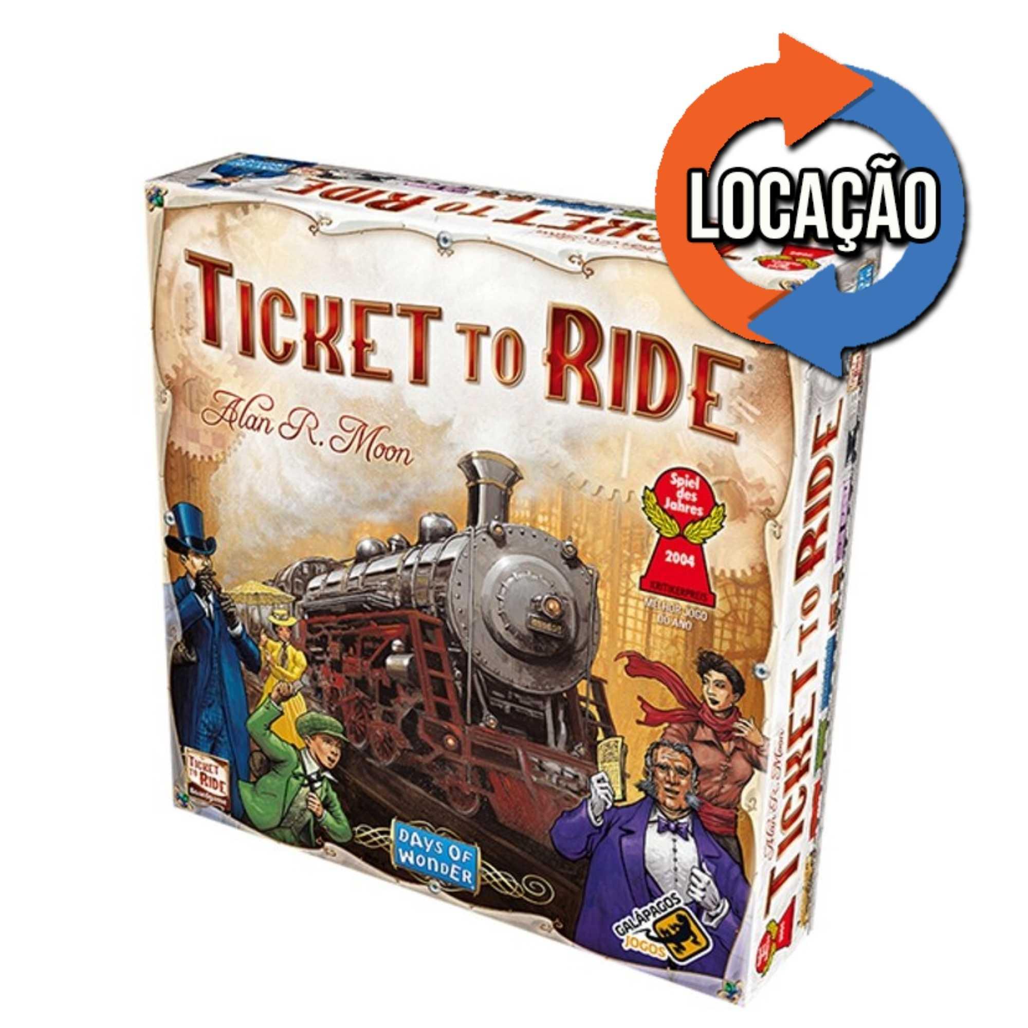 Ticket to Ride (Locação)
