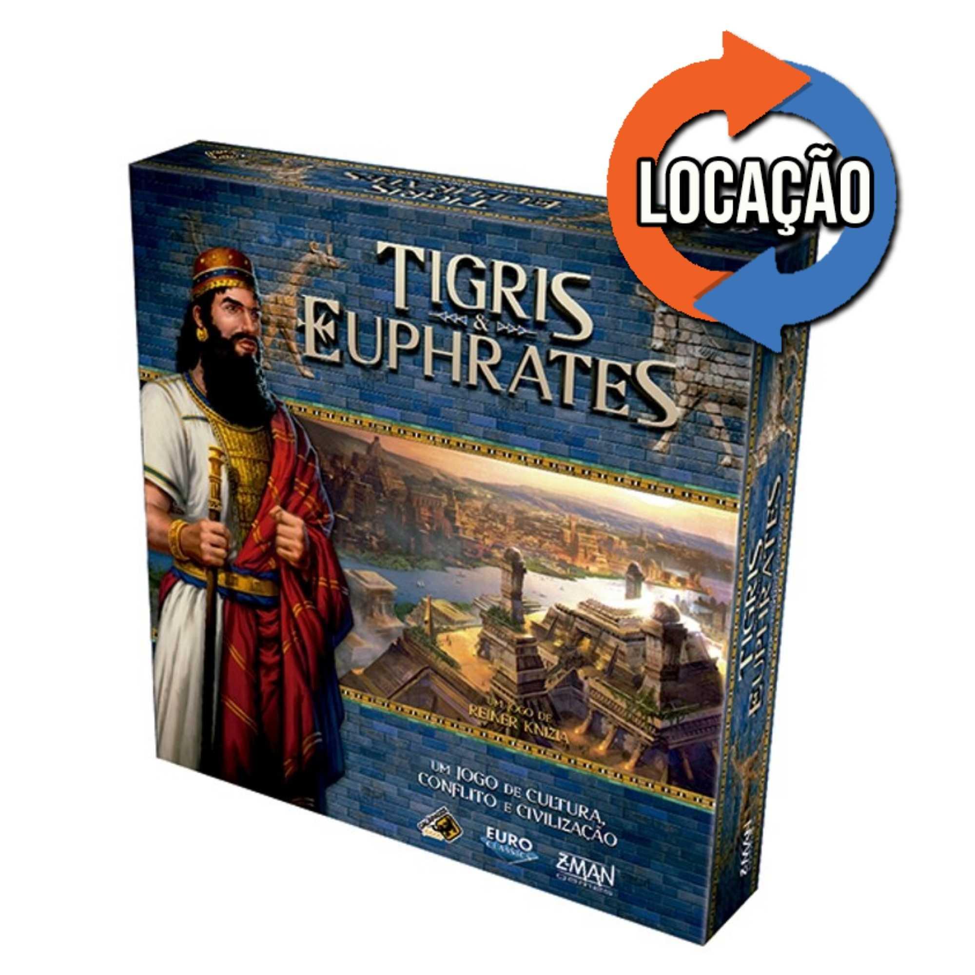 Tigris & Euphrates (Locação)