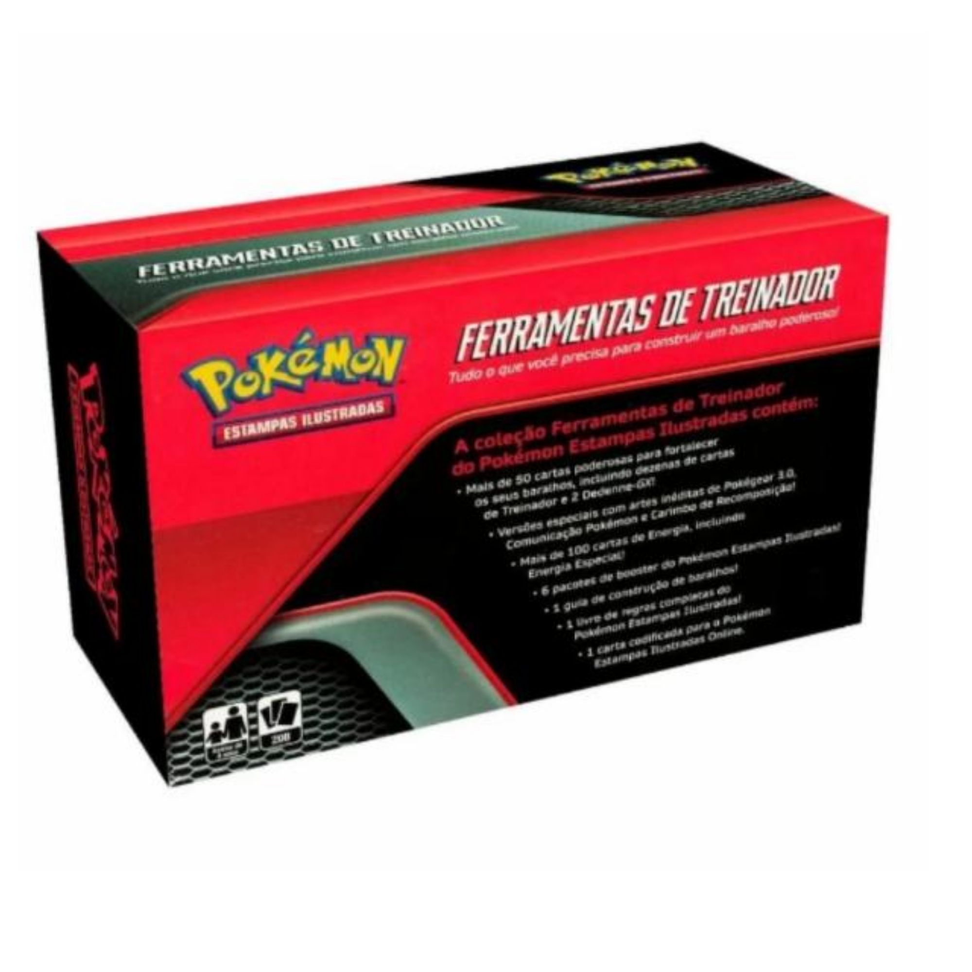 Toolkit Ferramentas de Treinador Pokemon