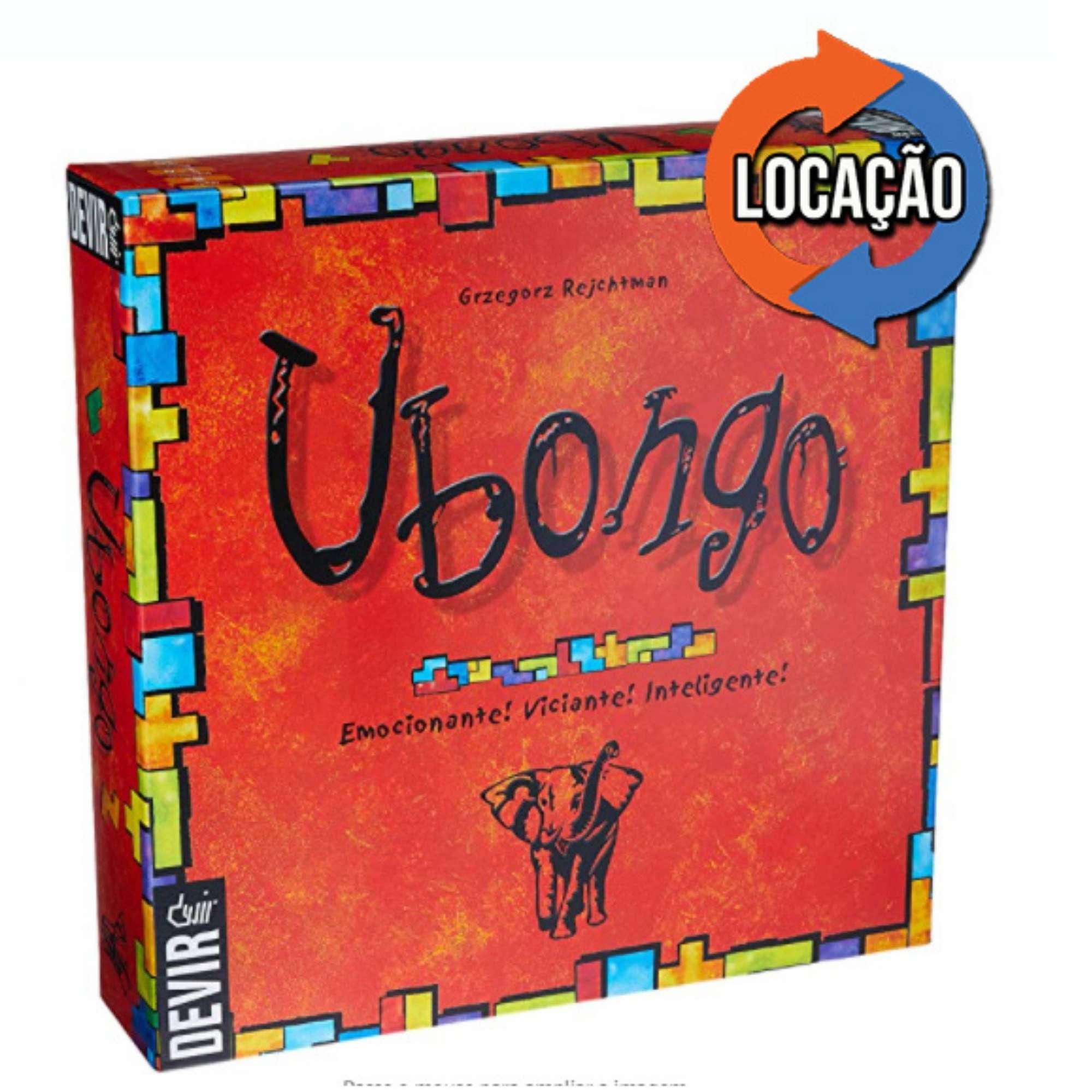Ubongo Nova Edição (Locação)