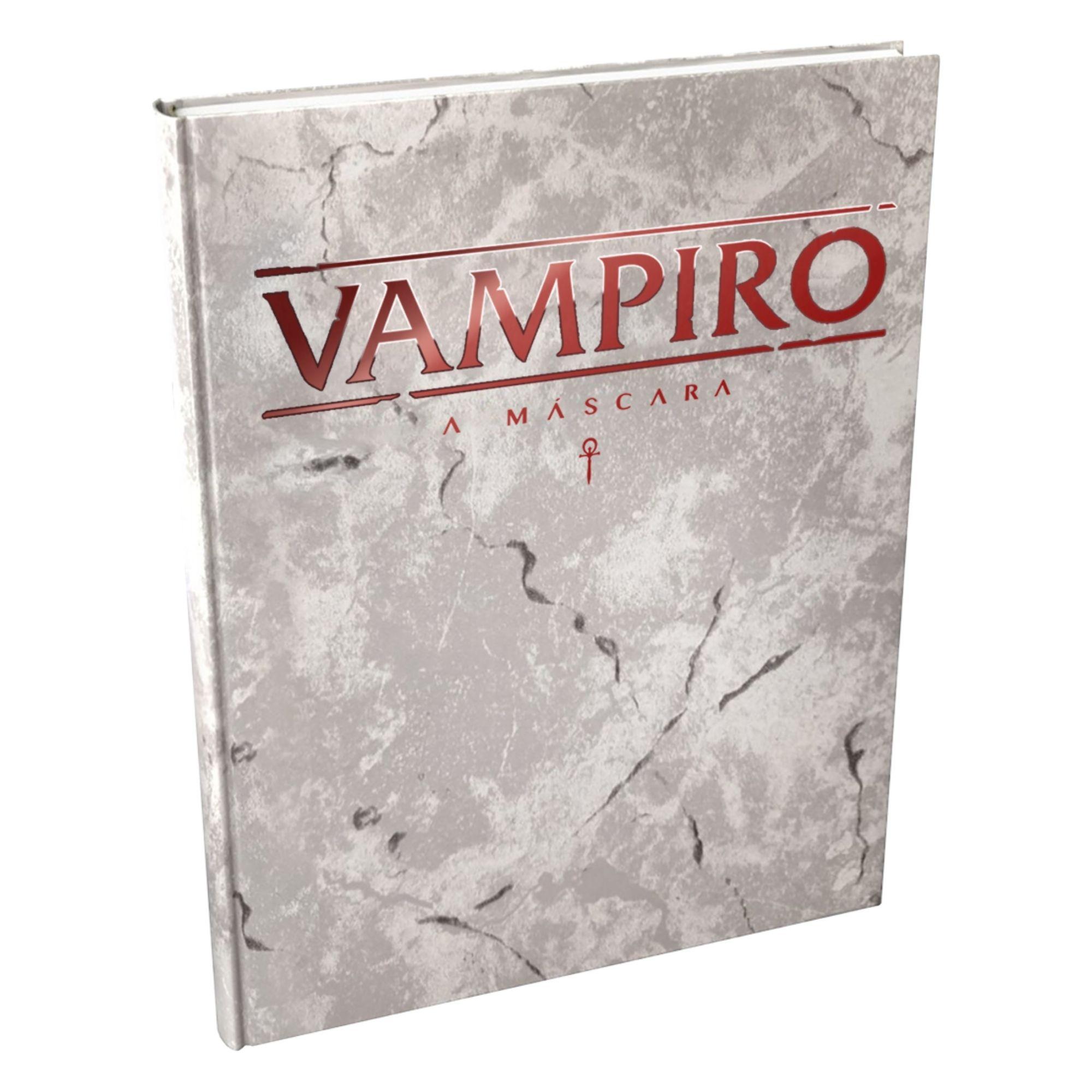 Vampiro: A Máscara Deluxe - 5ª Edição  (Pré Venda)