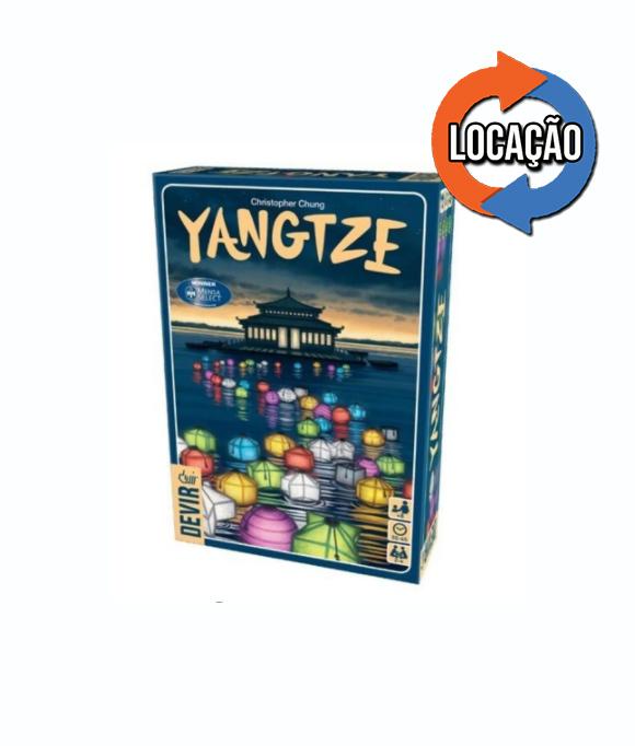 Yangtze (Lanternas) (Locação)
