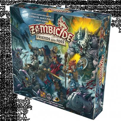 Zombicide: Friends and Foes - Expansão
