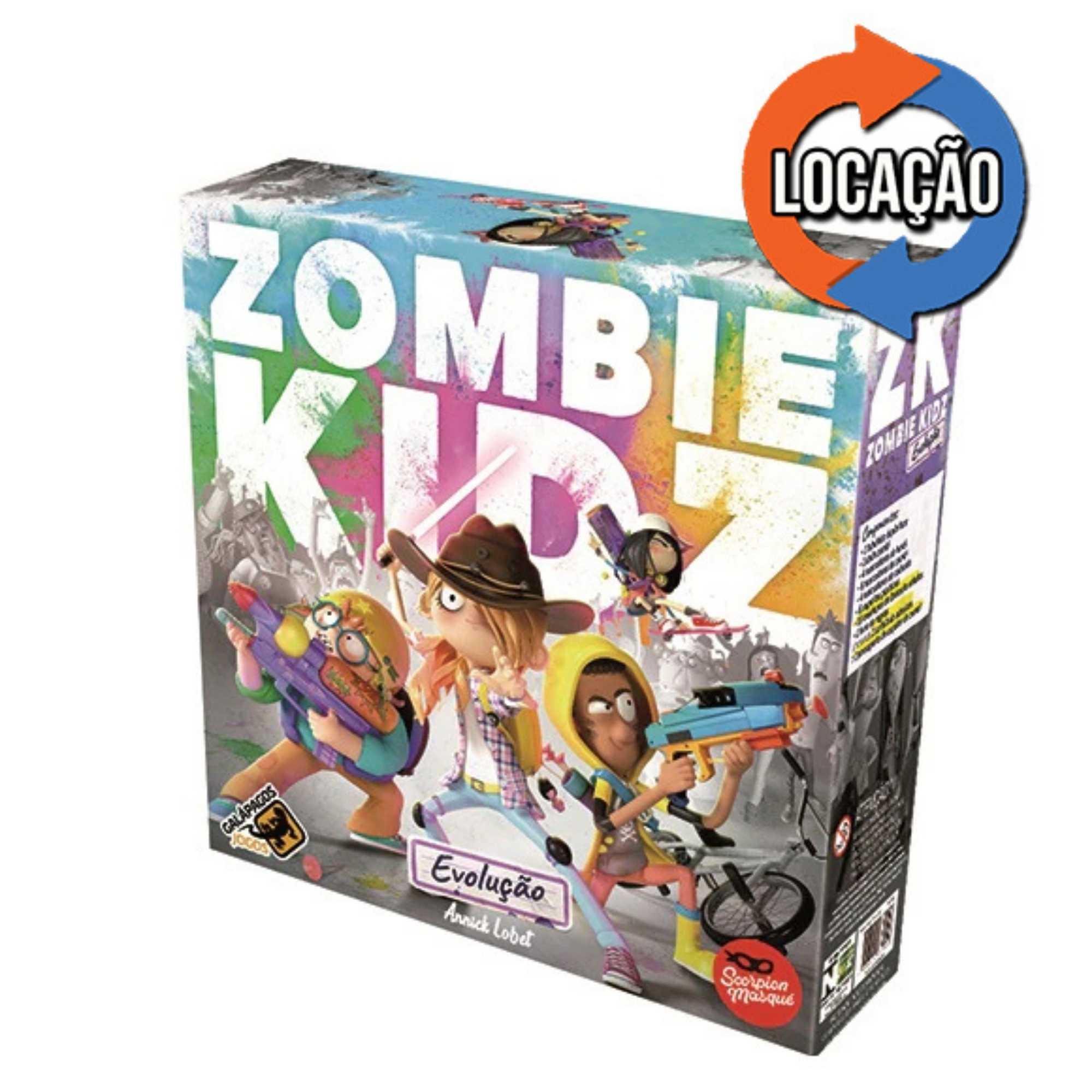Zombie Kidz: Evolução (Locação)