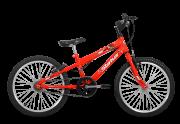 Bicicleta Status Max Force Aro 20 1V V- Brake Laranja Neon