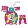 Barbie Bateria Infantil - Fun