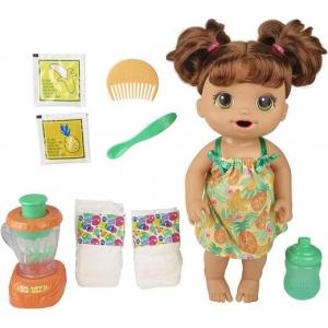 Boneca Baby Alive Misturinha Morena - Hasbro