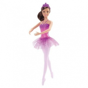 Boneca Barbie Bailarina Morena - Mattel