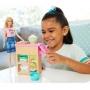 Boneca Barbie com Cenário Cozinha - Ghk43 Mattel