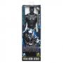 Boneco Pantera Negra Black Panther Marvel Titan Hero 30 Cm