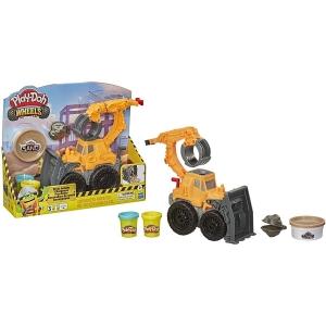 Brinquedo Massinha Play-Doh Escavadeira - E9226 - Hasbro
