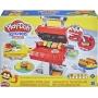 Conjunto Massa de Molelar Play-Doh Dia de Churrasco, com 6 potes de massinha - F0652 - Hasbro