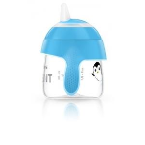 Copo Pinguim 200ml Philips Avent - SCF751/05 - Azul