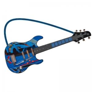 Guitarra De Luxo - Hot Weels