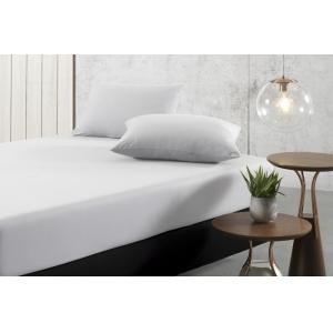 Lençol Avulso Liso King Size Extra Branco | Malha Soft 280x290cm