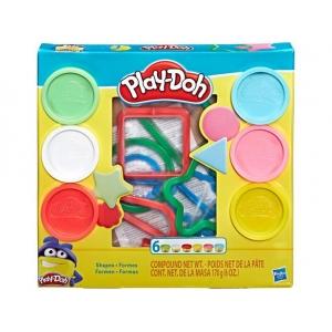 Massinha Play Doh Formas - Hasbro