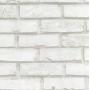 Película Auto-Adesiva de plástico cor tijolinho branco (valor por metro) - Gekkofix