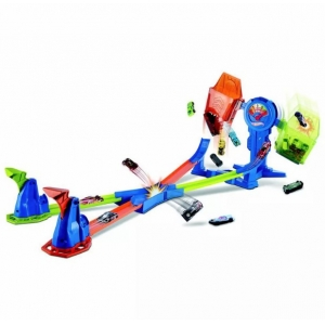 Pista Hot Wheels Equilibrios Extremo - Mattel