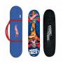 Skate Com Acessórios De Segurança - Hot Wheels - 7620-5