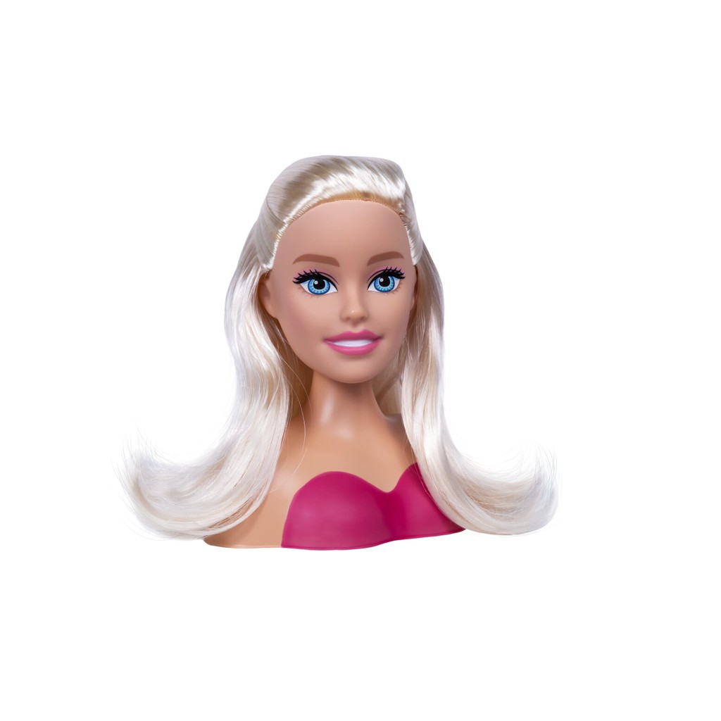 Barbie Busto Maquiagem Puppe