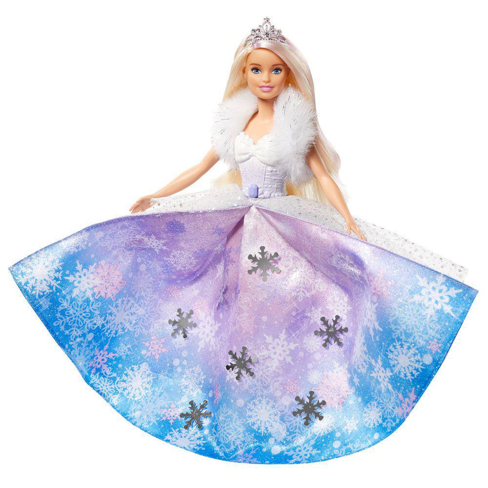 Barbie Dreamtopia Princesa Vestido Mágico - Mattel