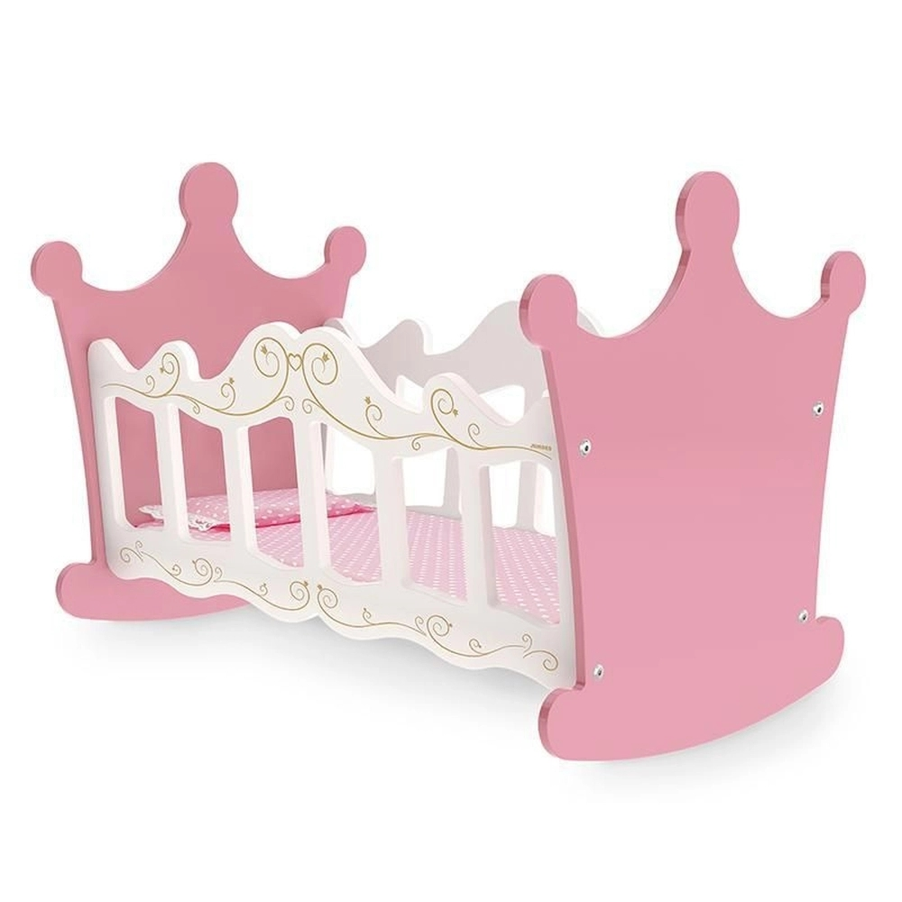 Berço Para Bonecas Princesas