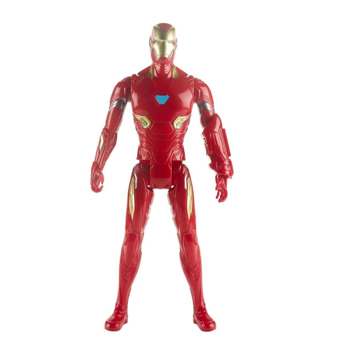 Boneco de Ação Marvel Homem de Ferro Vingadores Ultimato - 30 cm - Hasbro