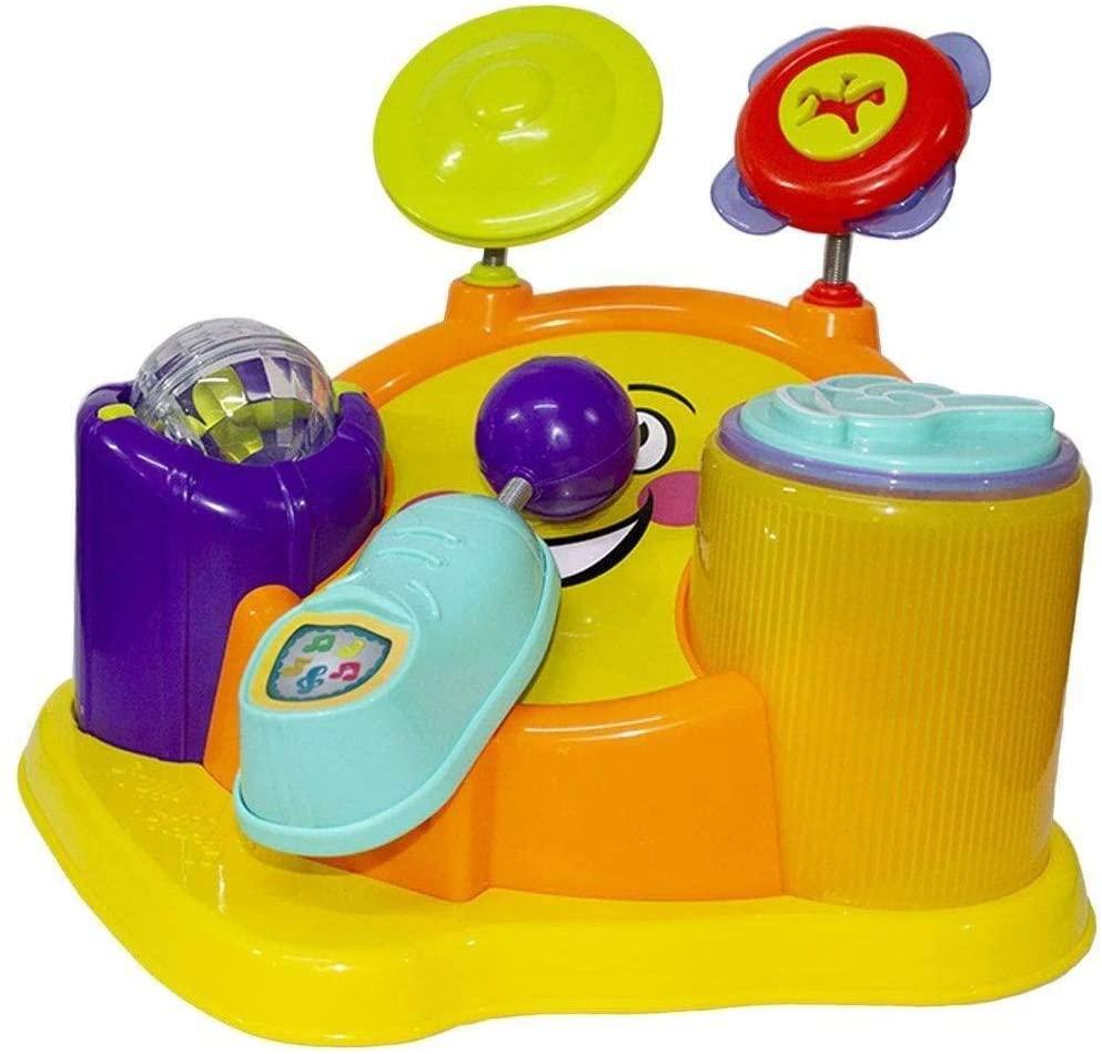 Brinquedo educativo tum tum cha - Calesita