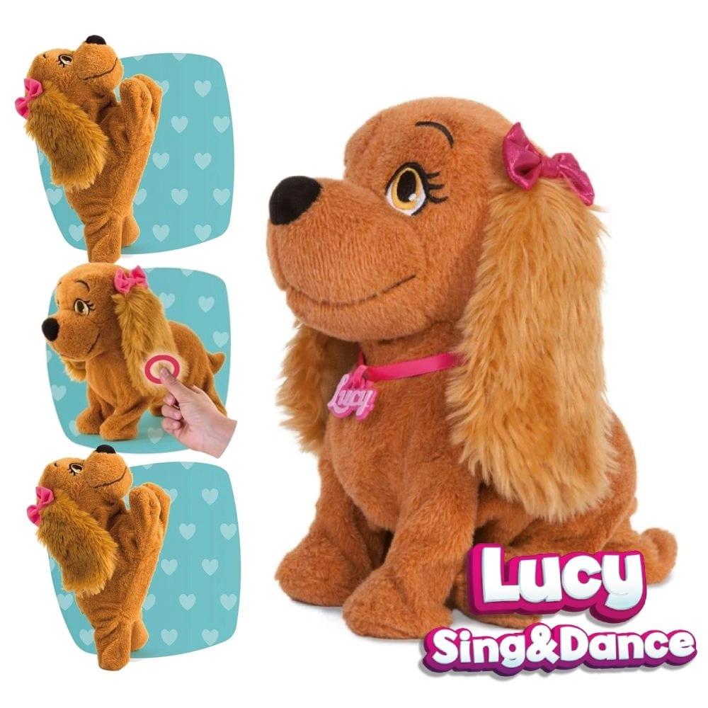 Cachorrinha Lucy - Multikids