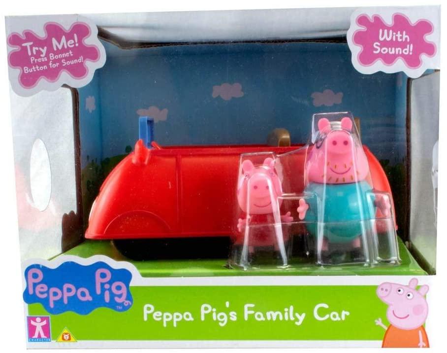 CARRO DA FAMILIA PIG SUNNY