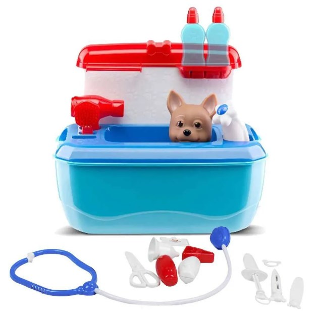 Doutor canino pet maleta - Roma
