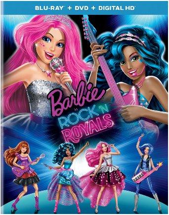 DVD - Barbie Rock¿N Royals
