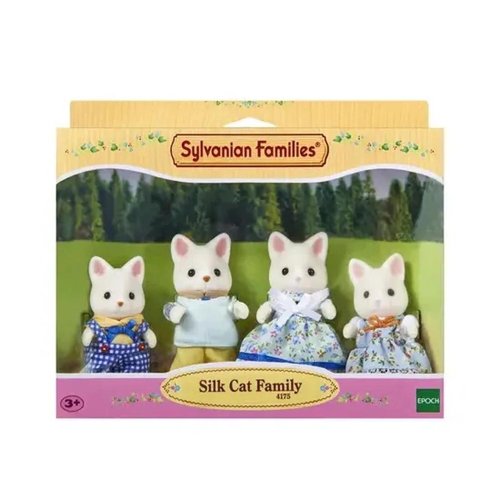 Família Gato de Seda - Epoch Magia