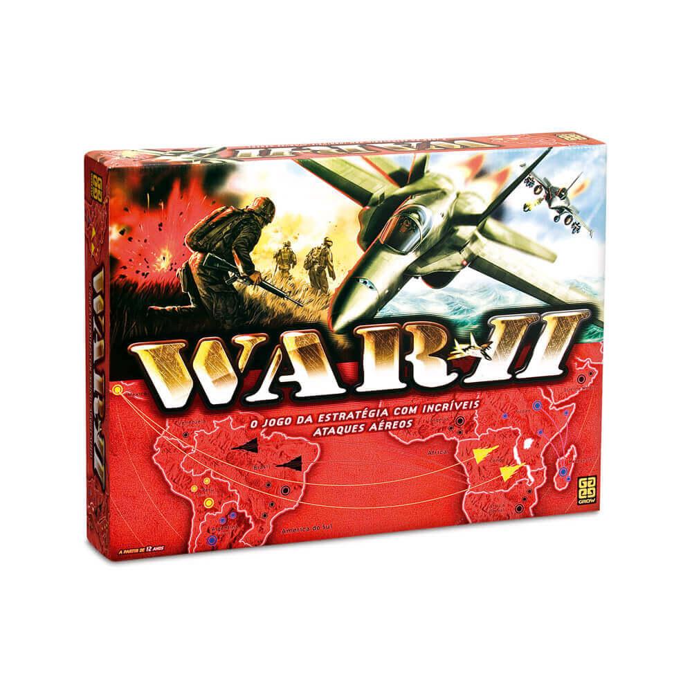 Jogo War II - Grow