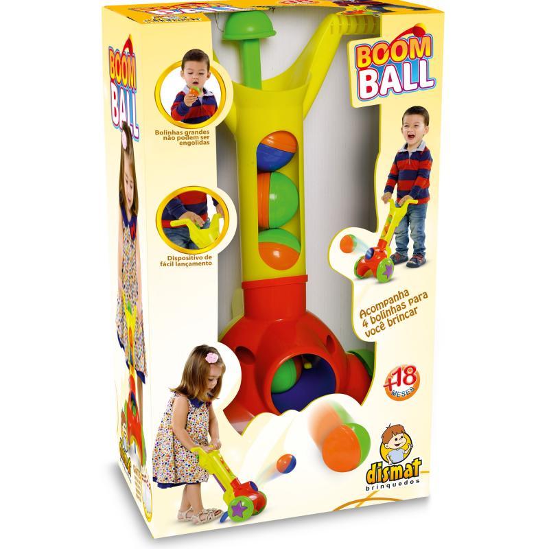 Lançador de Bolas Boom Ball