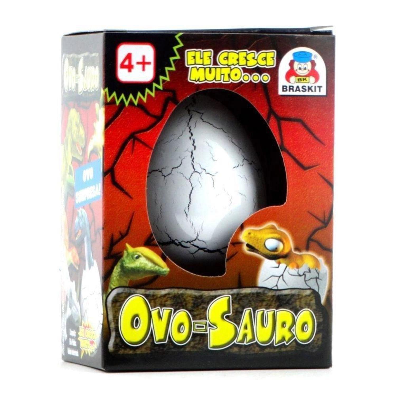 Ovo Surpresa Sauro - Braskit