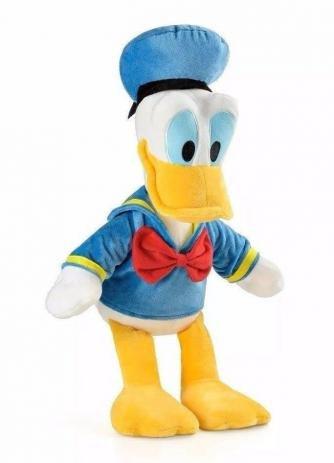 Pelucia Pato Donald - Multikids