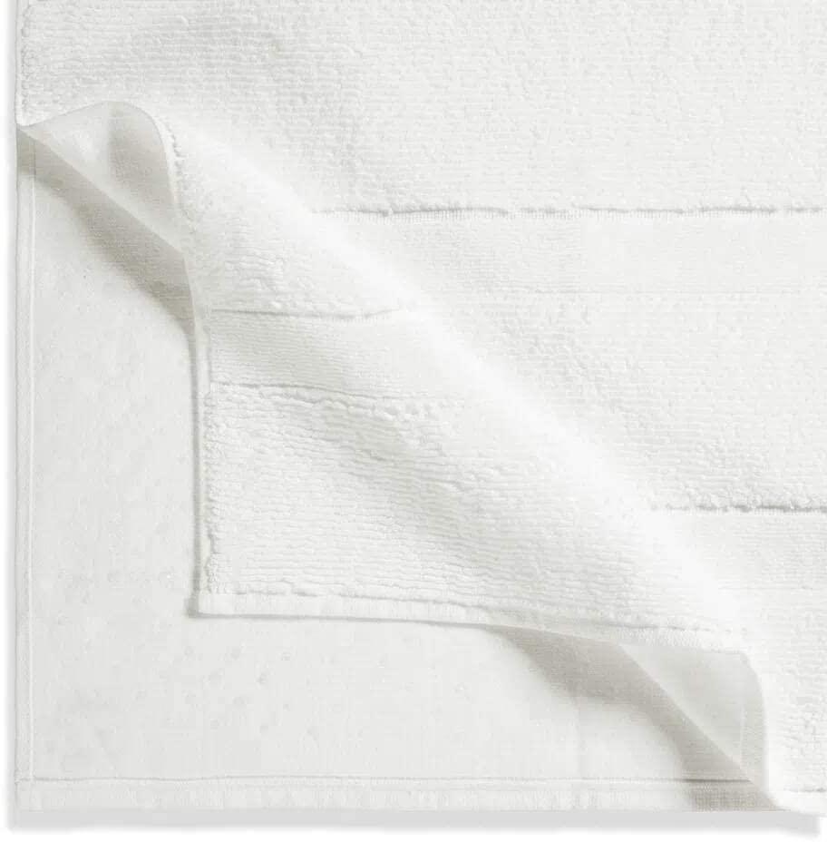 Piso Karsten Tatame - 100% Algodão - Gramatura: 570g/m² Branco