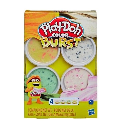 Play doh conjunto color burst - Hasbro