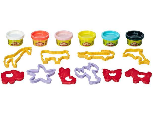 Play Doh Conjunto de Massinhas Animais - Hasbro