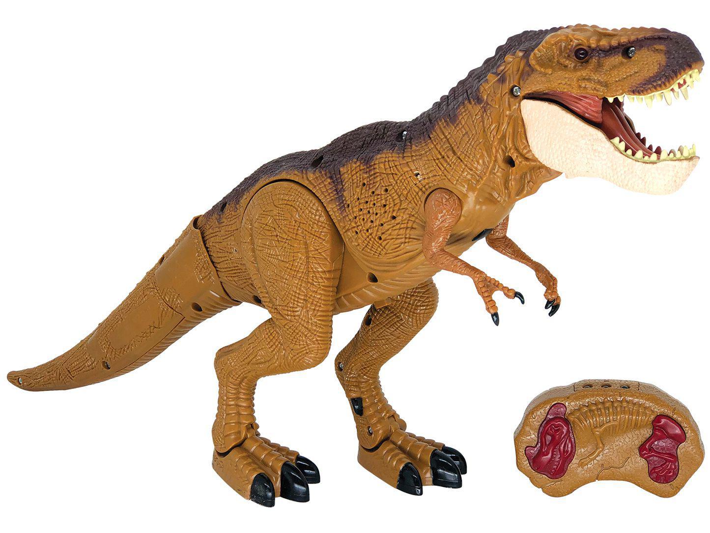 T-Rex com Controle remoto