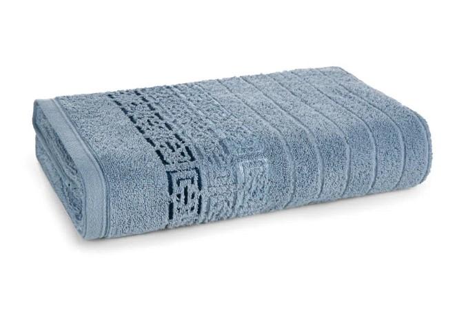 Toalha de banho barcelos allure azul - Karsten